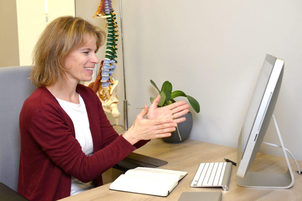 Fyzioterapie online
